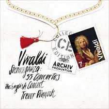 <b>Vivaldi</b> Stravaganza: 55 Concertos by <b>Trevor Pinnock</b> ...