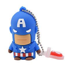 JASTER <b>USB</b> 2.0 <b>Cartoon</b> Gift <b>Superhero</b> Avengers / <b>Superman</b> ...