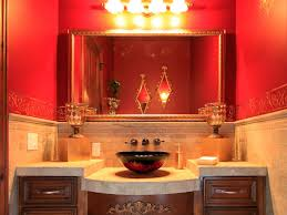star dark red bathroom light and airy dp smart red vanity sxjpgrendhgtvcom light and airy