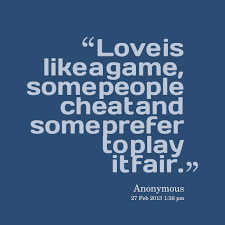 Fair play Quotes. QuotesGram via Relatably.com