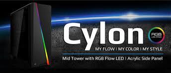 Обзор <b>корпуса Aerocool Cylon</b> / Overclockers.ua