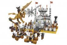 <b>Конструкторы Рыцари</b>: замки: драконы купить в Москве недорого ...