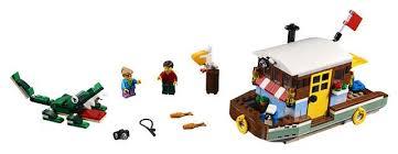<b>Конструктор LEGO</b> Creator 31093 <b>Плавучий</b> дом - отзывы ...