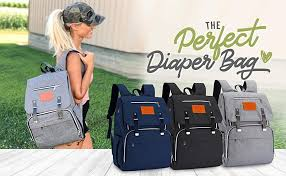Diaper Bag Backpack for Mom and Dad Diaper ... - Amazon.com