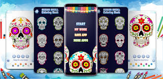 <b>Sugar Skull</b> Coloring Book – Google Play ‑sovellukset