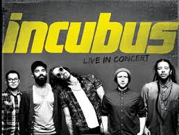 Image result for Incubus tour press