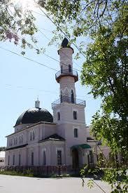Мечеть <b>Черная</b> (Кара-мячет) <b>татарского</b> общества в Астрахани