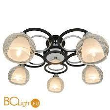 <b>Потолочная</b> люстра <b>Arte Lamp</b> Ginevra <b>A1604PL</b>-<b>5BK</b>