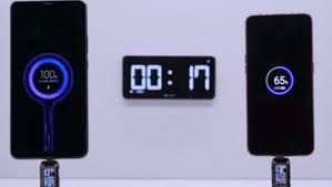 <b>Xiaomi</b> показала сверхбыстрое <b>зарядное устройство</b> для ...