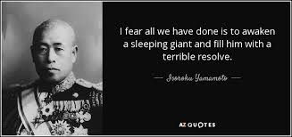 TOP 14 QUOTES BY ISOROKU YAMAMOTO | A-Z Quotes via Relatably.com
