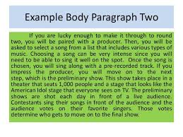 Writing body paragraphs for a persuasive essay Objective Students will preview ADDRESSING the opposite side and then write a counterargument for their ARGUMENTATIVE essay Pre AP English