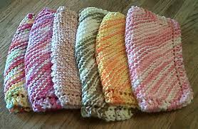 Image result for images of cotton dishcloths