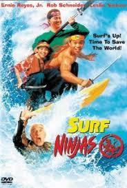 Assistir Surfistas Ninjas (Dublado) Online