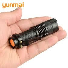Yunmai <b>sk68</b> Mini penlight 2000LM Waterproof <b>LED</b> Flashlight ...