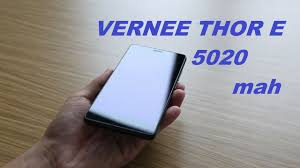 <b>VERNEE THOR E</b> ( 3/16 GB ) <b>5020 mah</b> – за 100$ - YouTube