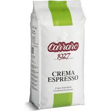 <b>Кофе в зёрнах Carraro</b> Crema Espresso 1 кг — цена, купить в ...