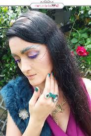 Peacock Makeup - Hot Tropics by <b>Pupa</b>, <b>Summer</b> Collection 2012 ...