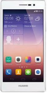 Huawei Ascend P7 (16GB, Android OS, 4G LTE + Wifi, White), price ...