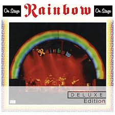 On <b>Stage</b> (Deluxe Edition) by <b>Rainbow</b> on Amazon Music - Amazon ...