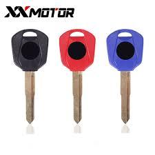 12PCS <b>Motorcycle</b> Uncut <b>Keys Blank Key</b> For HONDA CB400 ...