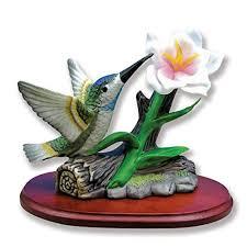 BANBERRY DESIGNS Hummingbird Figurine ... - Amazon.com