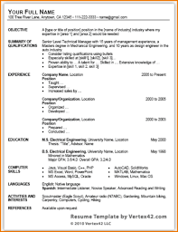 resume templates professional report template word 2010 79 charming resume template for word templates