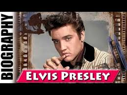 American Singer & Actor Elvis Presley - Biography and Life Story ...