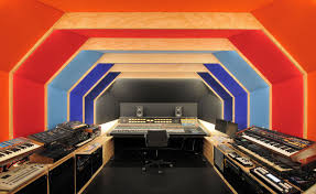 <b>Etienne de Crecy's</b> Paris music studio design by Fairfax | Wallpaper*