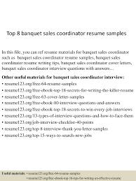 topbanquet scoordinatorresumesamples lva app thumbnail jpg cb