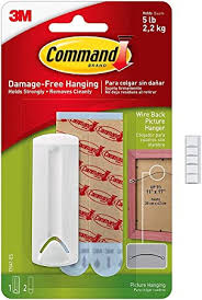 <b>3M Command 17041</b> Wire Backed Picture Hanger with Command ...