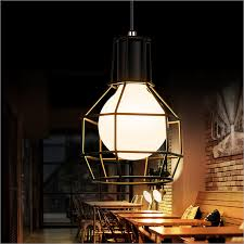 nordic loft northern italy retro personality creative study bedroom hallway small restaurant cable chandelieriron cable lighting pendants
