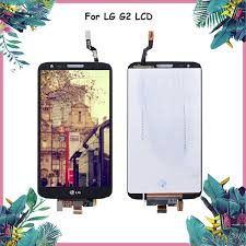 2019 <b>Original 5.2</b> '' LCD For <b>LG</b> G2 D802 Display Touch Screen ...