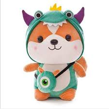 LFSLAS Plush toy. New <b>creative cute squirrel</b> doll to send to girls ...