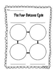 1000+ ideas about Seasons Kindergarten on Pinterest | February ...FREE Four Seasons Cycle Worksheet from Fun With Firsties