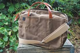 Waxed <b>canvas bags from</b> Waterfield, Manhattan Portage ...