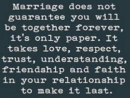Broken Marriage Quotes Relationships. QuotesGram via Relatably.com