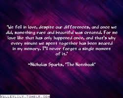 From Author Nicholas Sparks Quotes. QuotesGram