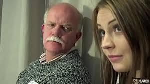 Grandpa Fucks Teen Hardcore