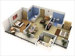 5 awesome 3d floor plans