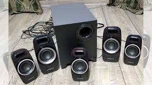 <b>Колонки</b> 5.1 <b>Creative Inspire</b> T6300 купить в Кемеровской области ...