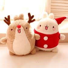 Promo Offer Candice guo! New arrival cute happy <b>Santa</b> Claus elk ...