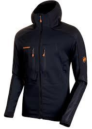 <b>Куртка мужская</b> Mammut Eiswand Advanced ML <b>Hooded</b> Black ...