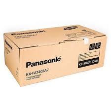 Тонер <b>Картридж Panasonic KX-FAT403A7</b> черный (8000стр.) для ...