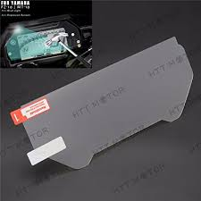 SMT MOTO- Cluster Scratch Protection Film Screen ... - Amazon.com