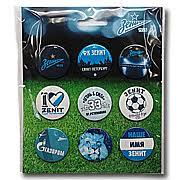 Купить <b>значок Зенита</b> в футбольном магазине Соккершоп.ру