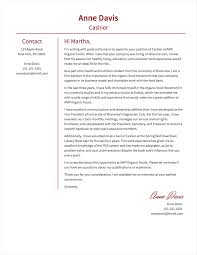 cover letter facts and examples middot com cover letter example 2 cashier