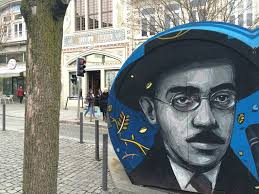 did j k rowling write harry potter in porto ist investigates fernando pessoa and harry potter are both style icons in porto