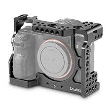 <b>SMALLRIG</b> A7RIII / <b>A7III</b> Camera Cage for Sony A7RIII: Amazon.co ...