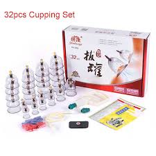 Cheap <b>32 Pieces Cans cups</b> chinese vacuum cupping kit pull out a ...