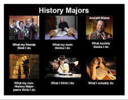 Community for History Majors via Relatably.com